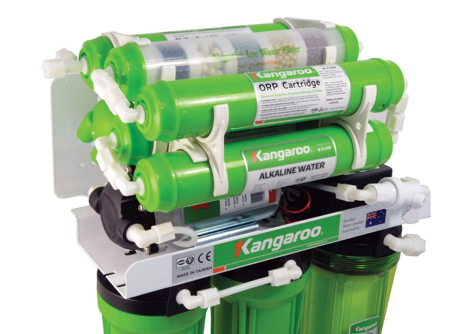 Máy lọc nước Kangaroo KG110 9 lõi lọc
